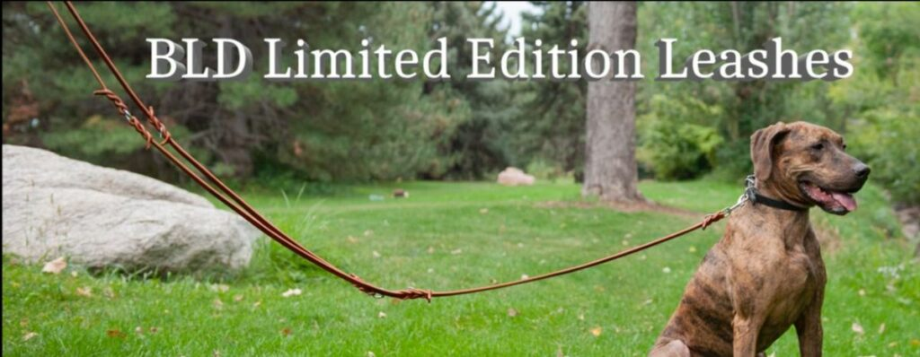 BLD Limited Edition Leashes